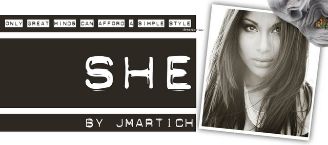 She by JMartich