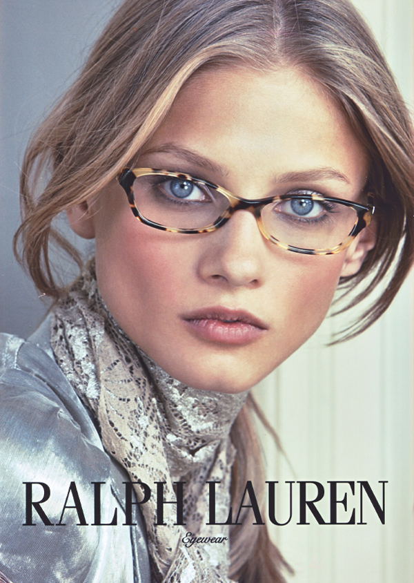 Glasses Frames For 60 Year Old Woman : Urbanity Chic , The Style of Ralph Lauren