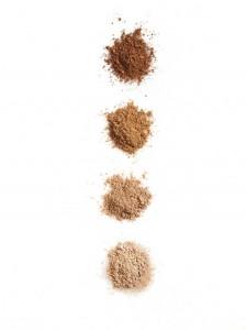 Mineral Makeup Shades
